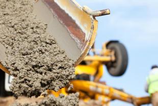 Mrozoodporny beton jamisty