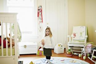 Jak dobrać kolory ścian w pokoju dziecięcym?