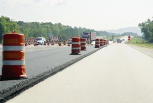 Bezpieczeństwo robót drogowych