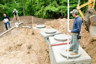 Rodzaje szamb betonowych – na które się zdecydować?