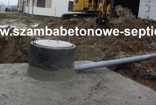 Jakie elementy kanalizacji bezodpływowej możemy umieścić na działce?