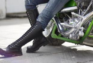 Czy glany mogą zastąpić zwykłe zimowe obuwie?