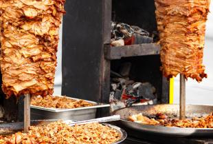 Produkcja mięsa na kebab