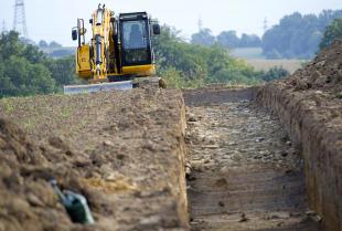 Prace ziemne jako niezbędny element prac budowlanych
