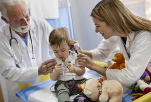 4 typowe problemy laryngologiczne u dzieci