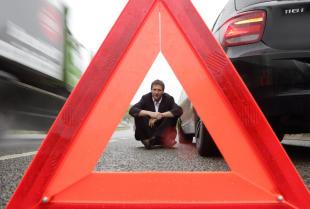 Awaria auta na autostradzie – co zrobić?