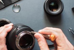 Na czym polega serwis aparatów cyfrowych?