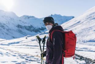 Bezpieczne ferie w górach w czasach pandemii