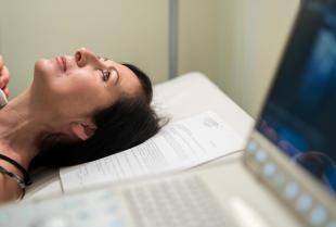 USG tarczycy - diagnostyka obrazowa małego organu o wielkim znaczeniu