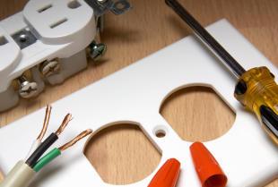 Wykonanie przyłącza elektrycznego i elektrycznej instalacji wewnętrznej