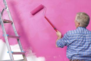 Jak maluje się ściany i sufit?