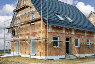 Tworzenie elewacji domu jednorodzinnego