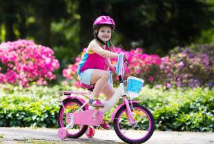 Rowery dziecięce, czyli bezpieczeństwo przede wszystkim